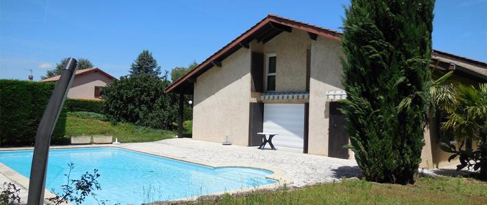 achat pleine propriété villa charly